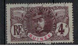 GUINEE           N°     YVERT   35         OBLITERE       ( Ob  5/03 ) - Usados