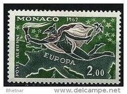 "Monaco Aerien YT 79 (PA) "" EUROPA "" 1962 Neuf** - Aéreo"
