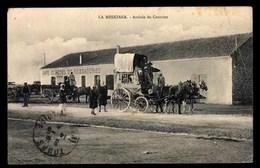 ALGERIE, La Meskiana, Arrivee Du Courrier - Autres Villes