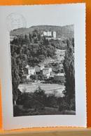 Le Cheylard - Chateau De La Chèze - CPSM Gd Format - Le Cheylard