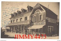 CPA - PIROU PLAGE - L' Hôtel De La Plage En 1934 ( Arr. De Coutances ) 50 Manche - N° 4956 - Edit. Le Goubey - Coutances