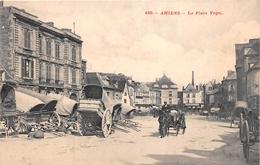 ¤¤    -    AMIENS   -  La Place Vogel    -  ¤¤ - Amiens