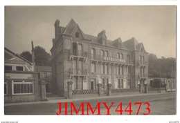 CPA - Hôtel De La Mer - HOULGATE 14 Calvados - Phot. E. PRADAYROL à Houlgate - Houlgate