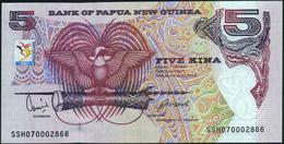 PAPUA NEW GUINEA - 5 Kina 2007 {13th South Pacific Games ~ 2007} AU-UNC P.34 - Papua Nuova Guinea