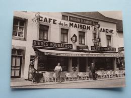 """MOULAND > MOELINGEN """" La MAISON BLANCHE """" Prop. Théo Vandormal > Agence DOUANE ) Anno 19?? ( Voir / Zie Photo ) ! - Fourons - Voeren"""