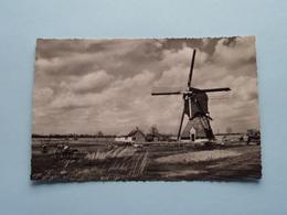 WIPWATERMOLEN Bij Heikop ( Z.H.) ( Rembrandt N° 12 ) Anno 19?? ( Voir / Zie Photo ) ! - Nederland