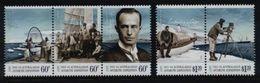 2014 AAT Antarctic Expedition - Homeward Bound MNH - Unused Stamps
