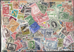 Großbritannien Briefmarken-10.000 Verschiedene Marken - Colecciones Completas