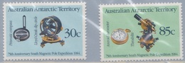 1984 AAT 75th Anniversary Of The South Pole Expedition MNH - Unused Stamps