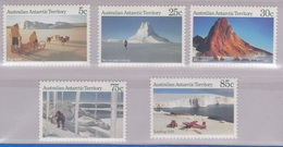 1984 AAT Antarctic Scenes MNH - Unused Stamps