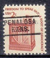 USA Precancel Vorausentwertung Preo, Locals Kansas, Penalosa 729 - Vereinigte Staaten