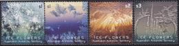 2016 AAT Ice Flowers MNH - Unused Stamps