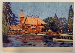 Non  Circulée Lot De 4 Cpa Exposition Coloniale De 1931 D'apr  Pastel De Eland Peintre Hollandais ..peu Commun - Expositions