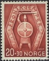 Norvège 291 (complète.Edition.) Neuf Avec Gomme Originale 1943 Front Des Combattants - Norwegen