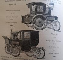 """RELIURE REVUES AUTOMOBILES """"LE TECHNOLOGISTE, LE CHAUFFEUR 1839-1897-RARE - Libri, Riviste, Fumetti"""
