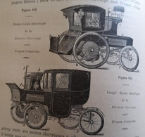 "RELIURE REVUES AUTOMOBILES ""LE TECHNOLOGISTE, LE CHAUFFEUR 1839-1897-RARE - Books, Magazines, Comics"