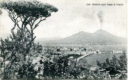 Italie - Naples - Vesuvio Della Tomba Di Virgilio - Carlo Cotini Napoli Nº 1759 - Ecrite, Timbrée, Circulée - 6374 - Napoli (Naples)