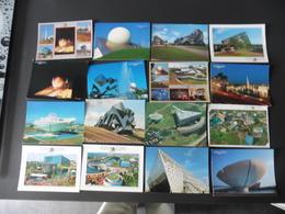 LOT  DE 31  CARTES POSTALES  NEUVES DU  FUTUROSCOPE - Cartes Postales