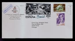 "Picasso Bullfight Animals Peinture Paintings ""Star Of Winter Flora Fleurs Spain 2000 Cibeles FRANCISCO VILLAESPESA G4088 - Picasso"