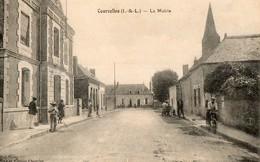 COURCELLES ( 35 ) - La Mairie - Frankrijk