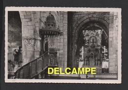 DD / 48 LOZÈRE / LANGOGNE / INTÉRIEUR DE L' EGLISE / 1956 - Langogne