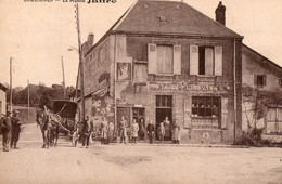 ECROSNES ( 28 ) - La Maison Jaffré - France