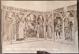Ak Italien - Bolsena - Basilika Di S. Cristina - Fresken - Paintings, Stained Glasses & Statues