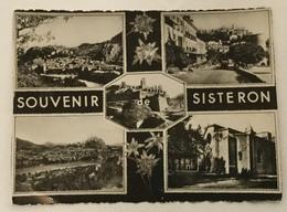 SOUVENIR DE SISTERON - NV FG - Sisteron