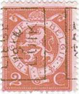 OCB 109 / OCVB 2361     LIEGE 1914 LUIK   A(zz) - Roulettes 1910-19