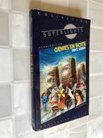 Collection SUPERLIGHTS Science Fiction N° 04    GÉNIES EN BOITE    Fritz Leiber    Presse De La Cité - 1983 - Presses De La Cité