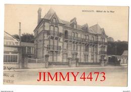 CPA - Hôtel De La Mer En 1938 - HOULGATE 14 Calvados - Hotels & Restaurants