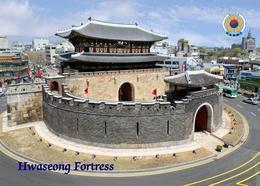 South Korea Suwon Hwaseong Fortress UNESCO New Postcard Südkorea AK - Corea Del Sur