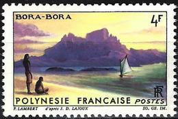 French Polynesia 1964 - Mi 39 - YT 31 ( Bora-Bora ) MNH** - Unused Stamps