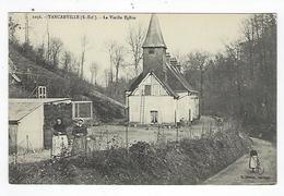 CPA 76 Tancarville La Vieille Église - Tancarville