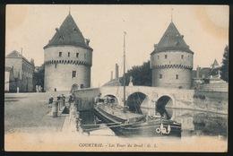KORTRIJK  LES TOURS DU BROEL - Kortrijk