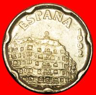 + GAUDI (1852-1926): SPAIN ★ 50 PESETAS 1992 LA PEDRERA! LOW START ★ NO RESERVE! - [5] 1949-…: Monarchie