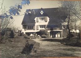 "CPM, 1954, ""Villa Le Cormoran"", Coq Sur Mer, (Familles Jamet/ Vander Noot), Timbres (photo Agfa) - De Haan"