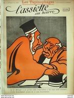 L'ASSIETTE AU BEURRE-1901- 24-LA LOI BERENGER, JUSTICE...JOSSOT - Bücher, Zeitschriften, Comics