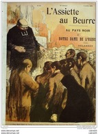 L'ASSIETTE AU BEURRE-1902- 66-AUPAYS NOIR, NOTRE DAME De L'USINE.....DELANNOY - Books, Magazines, Comics