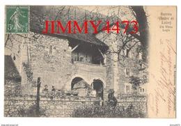 CPA - BARROU - Un Vieux Logis En Juin 1912 ( Arr. De Loches ) 37 Indre Et Loire - N° 7166 - Phot. Ch. Arambourou - Other Municipalities