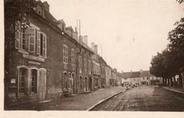 BLIGNY SUR OUCHE ( 21 ) -route De Beaune, La Poste - Other Municipalities
