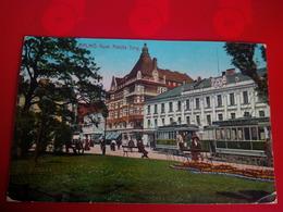 MALMO GUST ADOLFS TORG TRAMWAY - Sommer 1912: Stockholm
