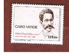 CAPO VERDE (CAPE VERDE)    -  SG 624  -  1989  R.D. SILVA, CHEMIST   - USED ° - Isola Di Capo Verde