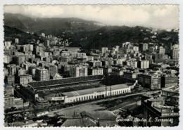 GENOVA    STADIO  L.  FERRARIS         (VIAGGIATA) - Genova (Genua)