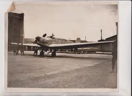 ATLANTIC FLYERS BRAVE BAD WEATHER MONOPLANE BREMEN GERMAN CAPTAIN KOCHL IRISH FREE 25*20CM Fonds Victor FORBIN 1864-1947 - Aviación