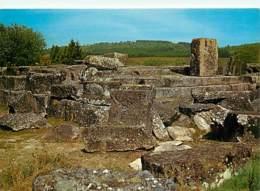 19 - Corrèze - Les Ruines Des Cars Aux Environs De Bugeat - Flamme Postale De Bugeat - Voir Scans Recto-Verso - Autres Communes