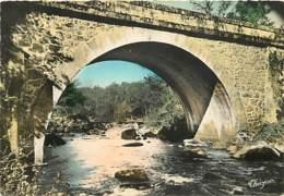 19 - Corrèze - Rivière Qui Coule Sous Un Pont - Voir Scans Recto-Verso - Autres Communes