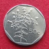 Malta 50 Cents 1991 KM# 98 - Malta