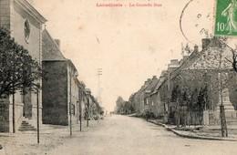 LANUEJOULS ( 12 ) -  La Grande Rue - Frankrijk