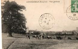 LANUEJOULS ( 12 ) -  Vue Générale - Frankrijk